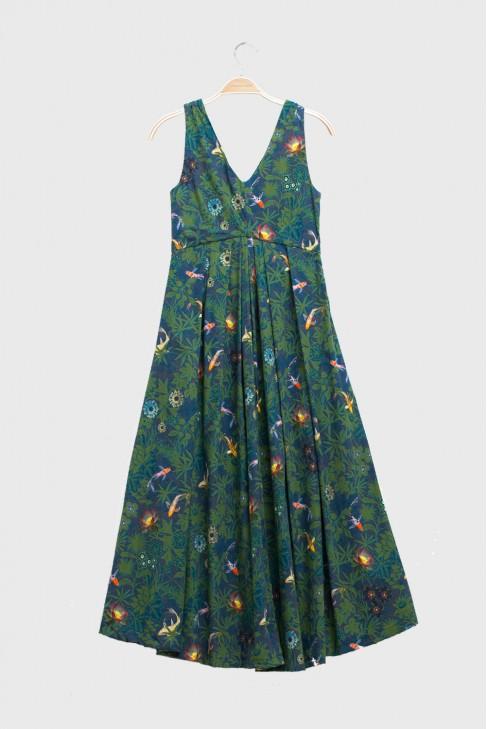 Dress MAUI Green