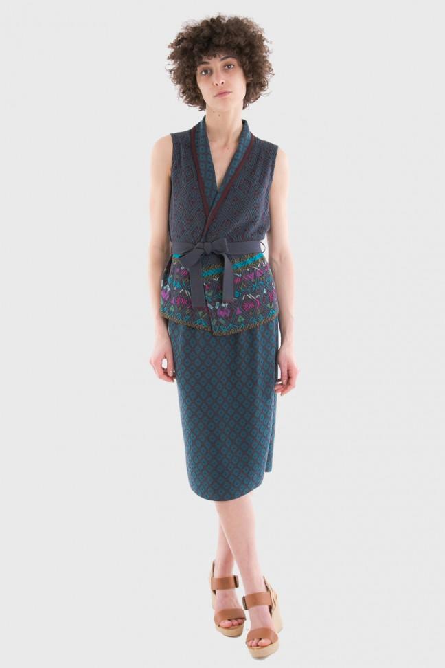 Skirt SAMOA Cocoa