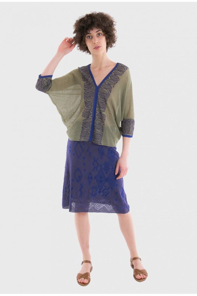 Skirt TAPA Blue