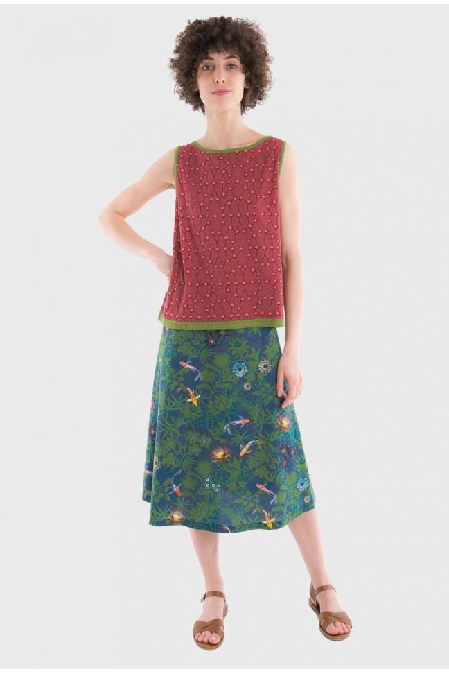 Skirt MAUI Green