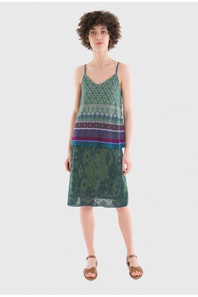 Skirt TAPA Green