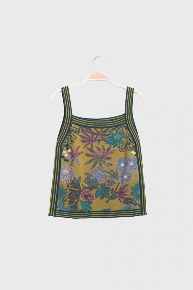 Cami Top BLOOM Gold