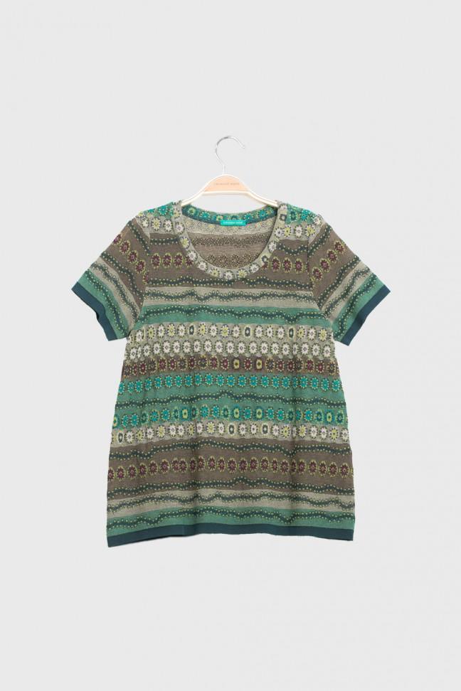 Tshirt LUCIOLE Green
