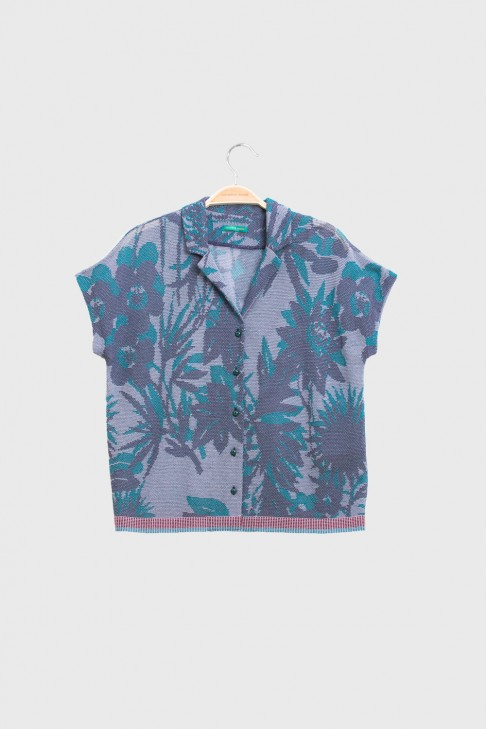 Chemise JUNGLE Lagon