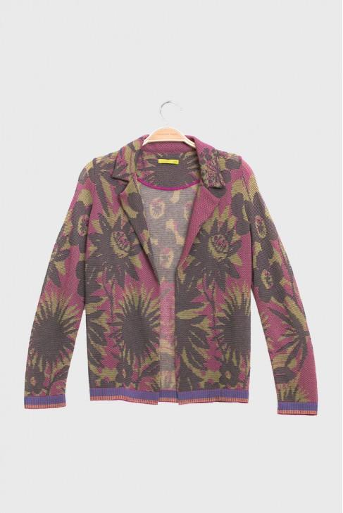 Jacket JUNGLE Pink