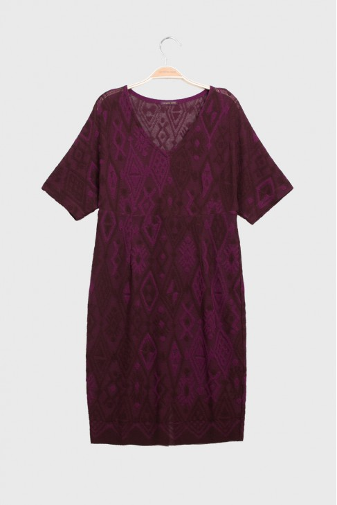 Dress TAPA Cocoa