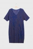 Robe TAPA Bleu