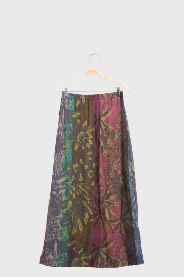 Long skirt JUNGLE