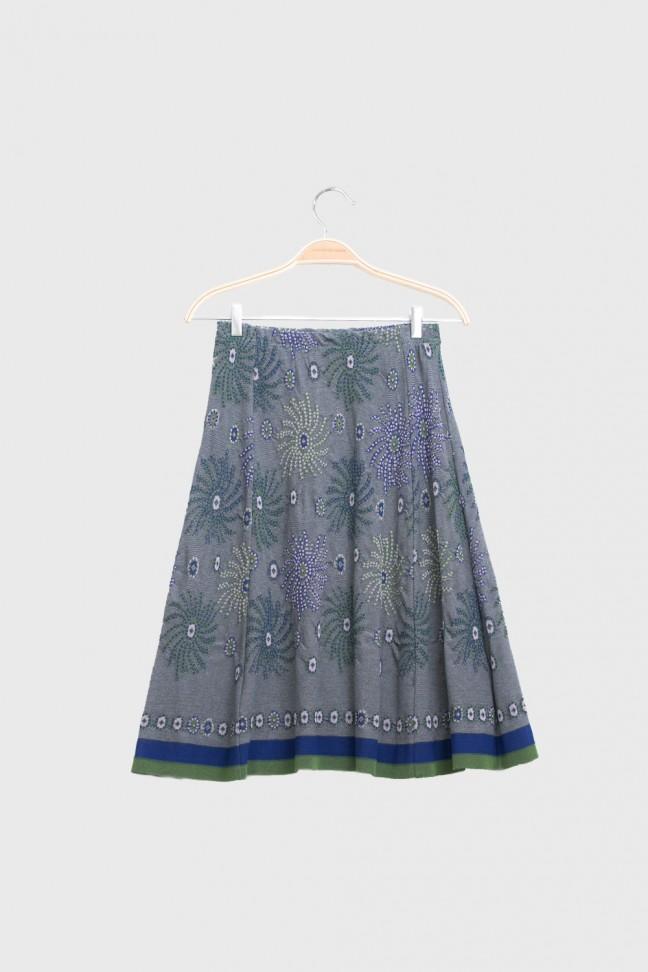 Skirt METTE Green