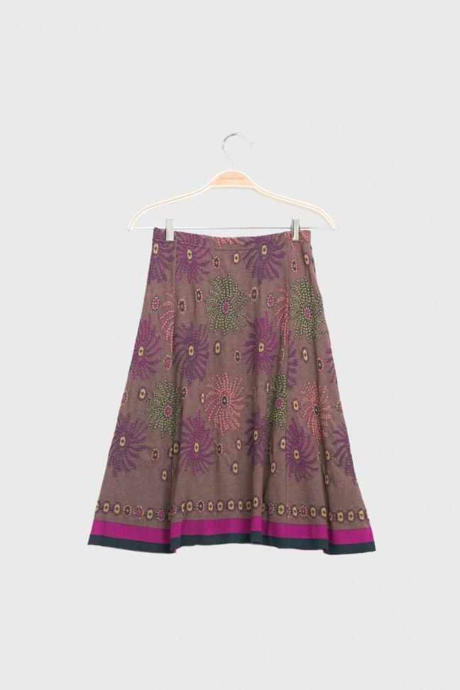 Skirt METTE Pink