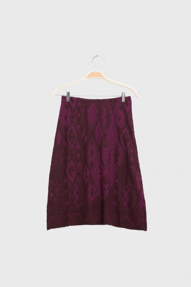 Skirt TAPA Cocoa