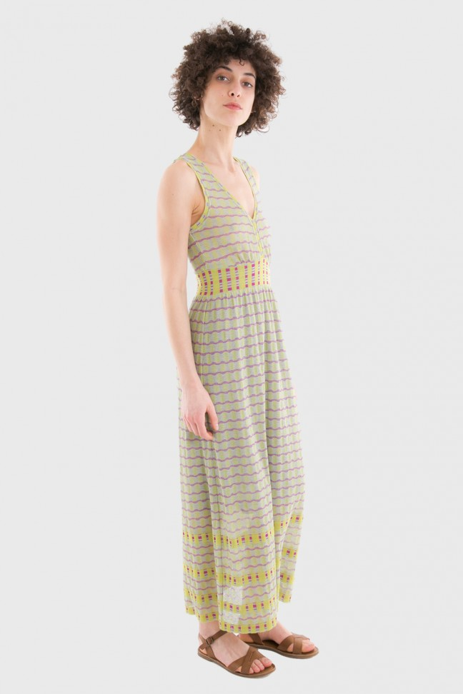 Dress LAPS Citrus