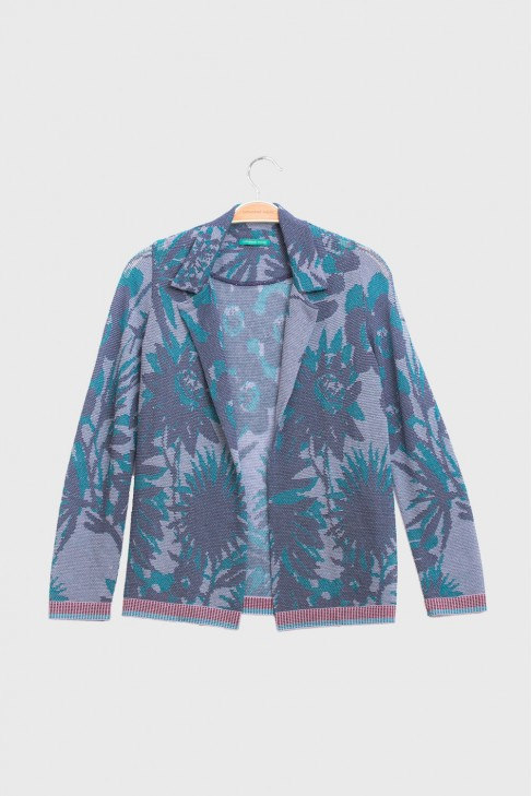 Veste JUNGLE Lagon
