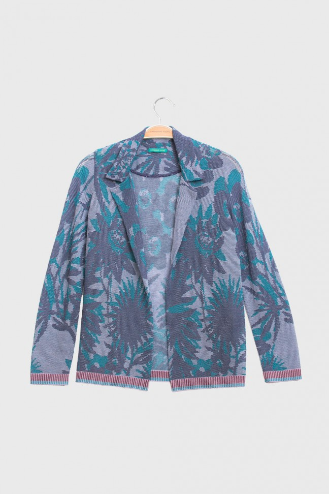 Jacket JUNGLE Lagoon