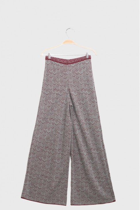 Pantalon RENEE Bordeaux