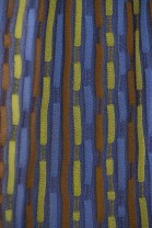 Tirets Scarf Blue