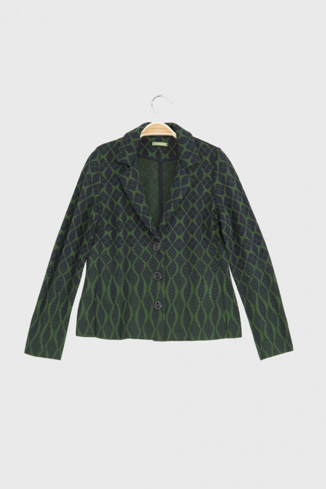 Jacket EPISODE Green