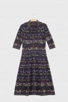 Dress UTOPIA Blue