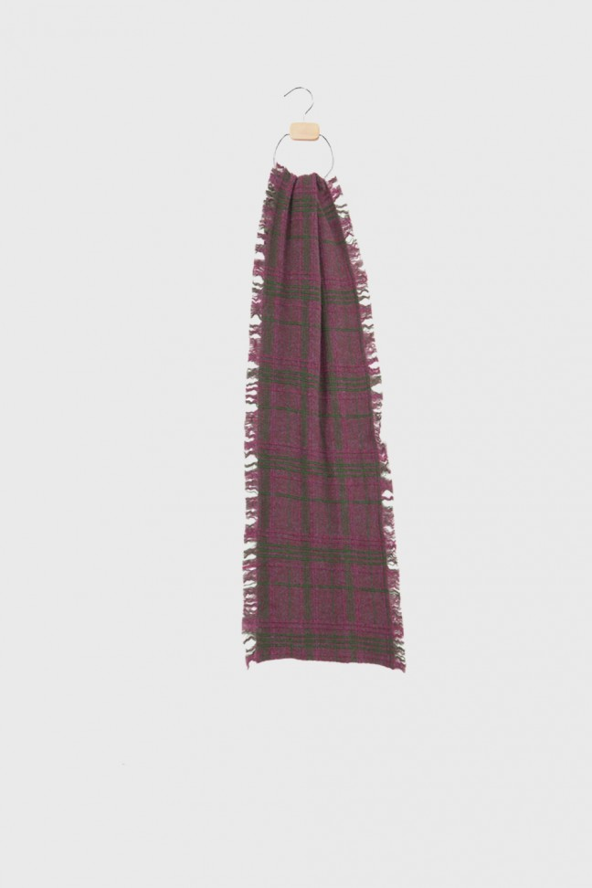 Scarf MAUD Red