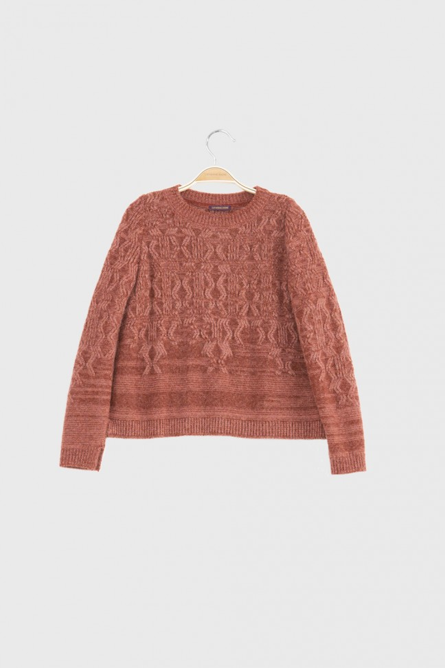 Sweater ULTRA Pink