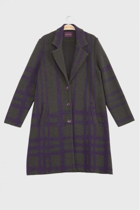 Coat DUNCAN Khaki