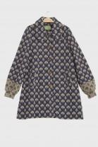 Coat SCHERZO Green