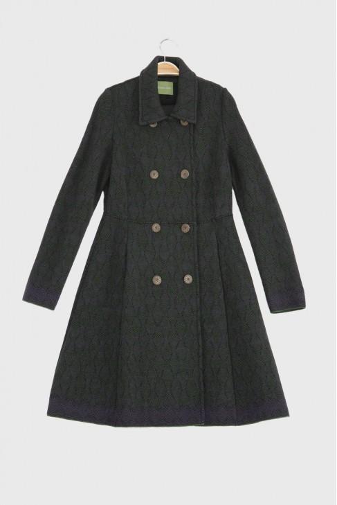 Coat PRATER Green