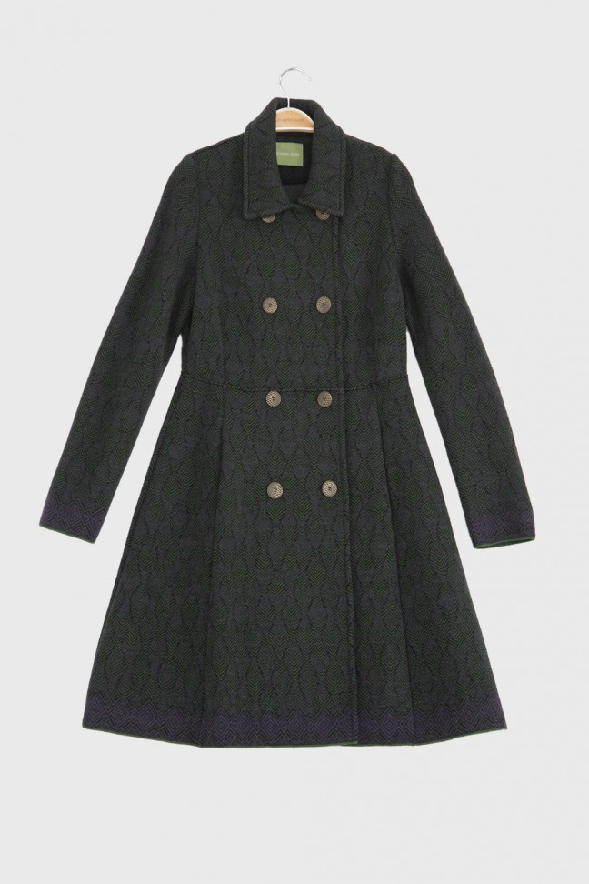 Coat PRATER Green