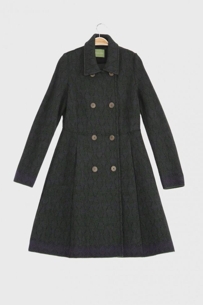 Manteau PRATER Vert