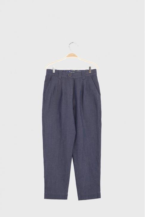 Pantalon carotte IPSO Bleu