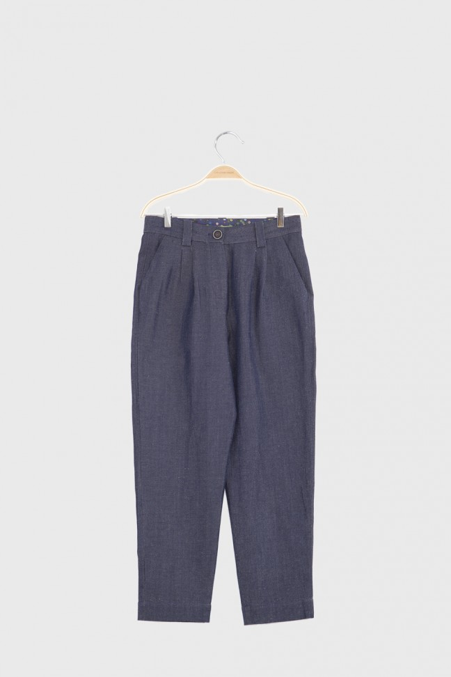 Carrot pants IPSO Blue