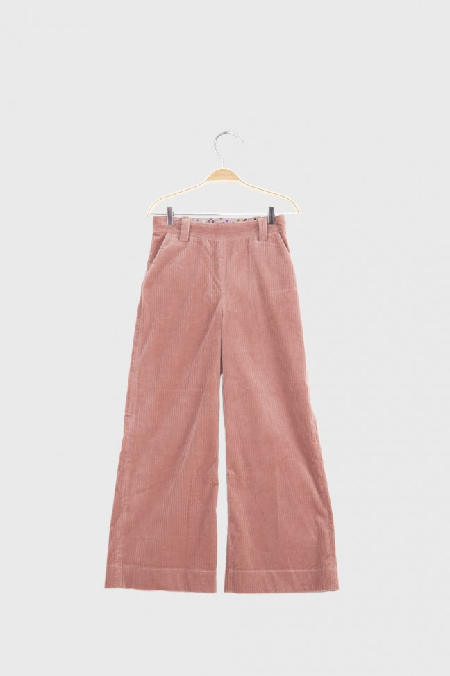 Cropped pants HANNAH Nude