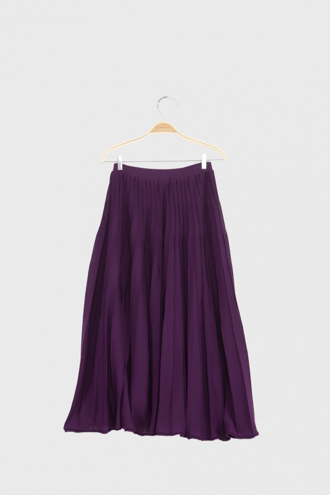 Skirt GLOSS Purple