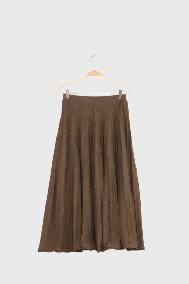 Skirt GLOSS Gold
