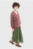 Skirt GLOSS Green