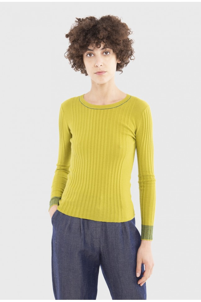 DAILY Sweater Lime