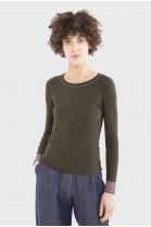 DAILY Sweater Khaki