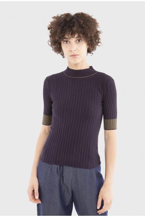 Purple DAILY Top