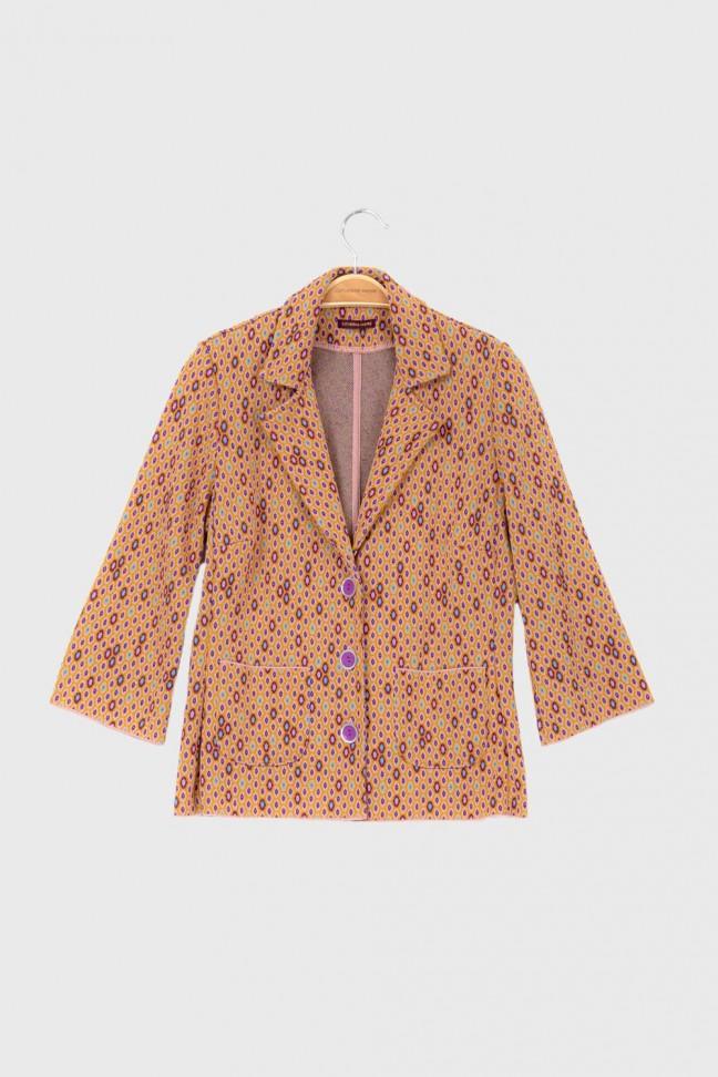 Jacket DOMINO Ochre