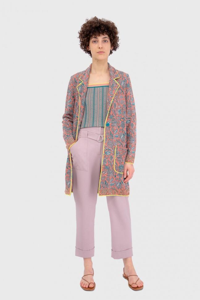 Overcoat ADA Pink