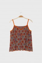 Cami top AWAY Coral