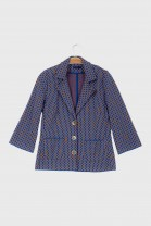 Jacket DOMINO Blue