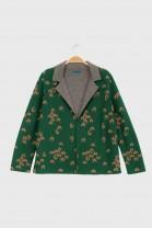 Jacket KIMONO Green