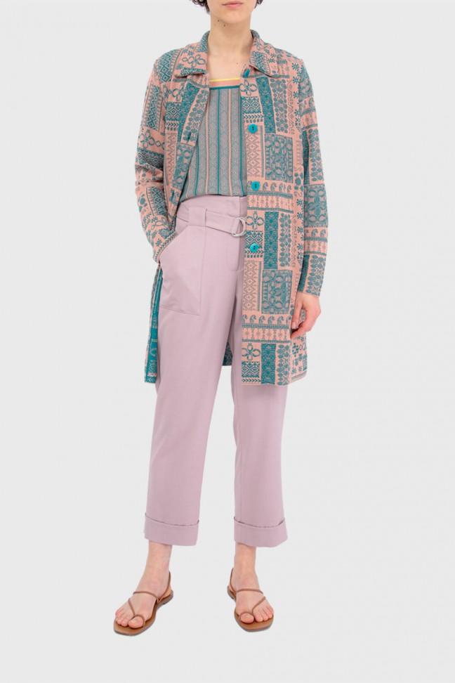 Coat CARLOTTA Pink