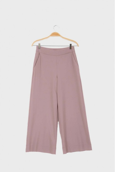 Cropped pants LODGE Pink
