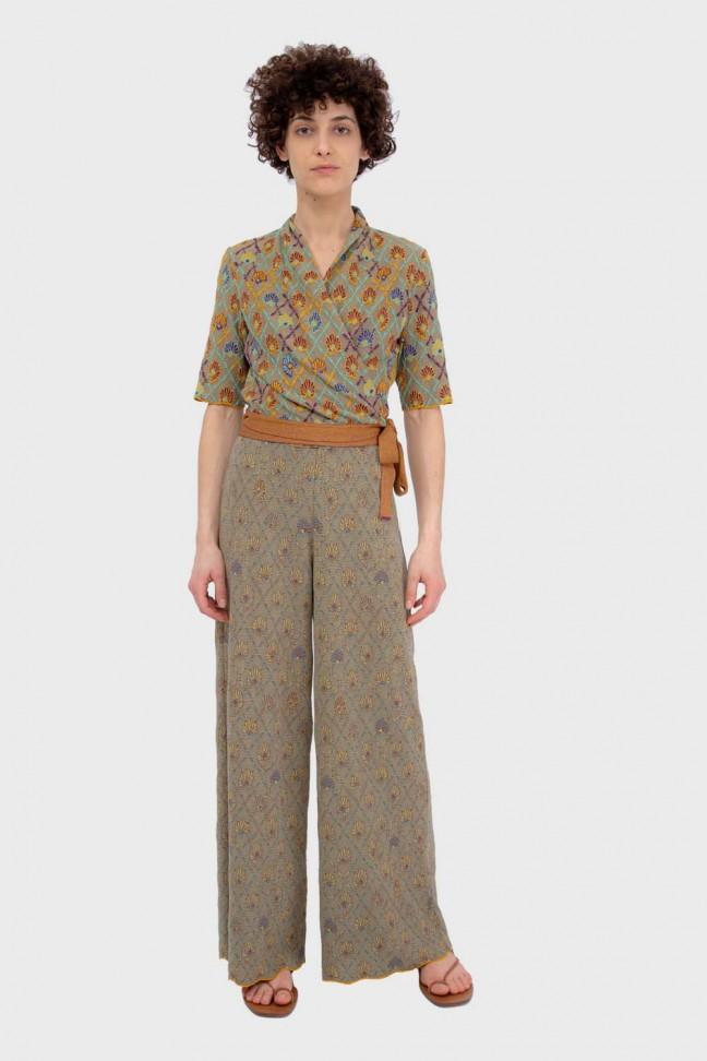 Pantalon AWAY Ocre