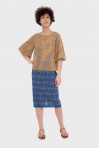 Skirt ROTANG Blue