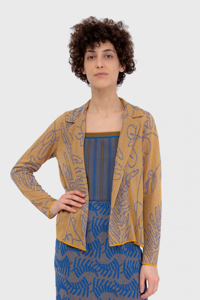 Jacket SAVANNAH Ochre