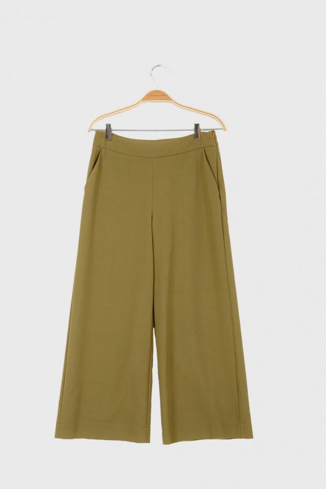 Cropped pants LODGE Khaki