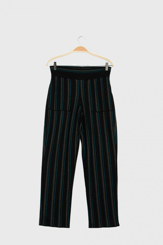 Pantalon 7/8 DANDY Noir